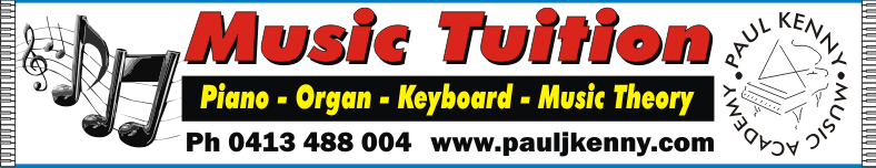 Paul Kenny Music Tuition